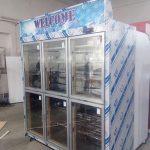 یخچال ایستاده ۶ درب استیل