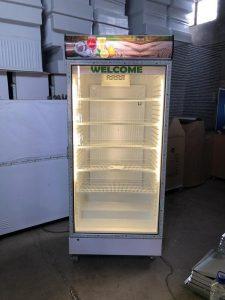 یخچال ایستاده نوشیدنی بزرگ ۹۰ سانتی