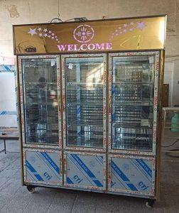 یخچال ایستاده کبابی ۶ درب